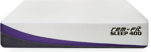 SLEEP 400 Memory Foam Mattress