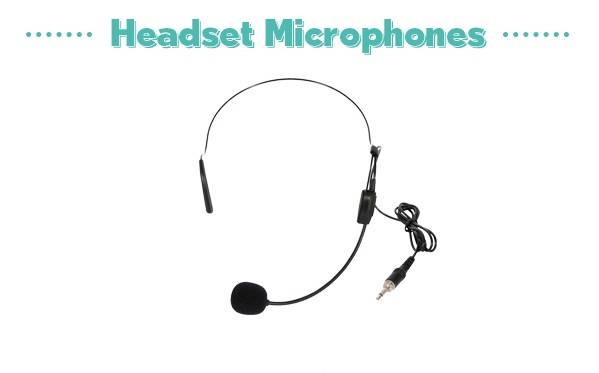 Headset Microphones