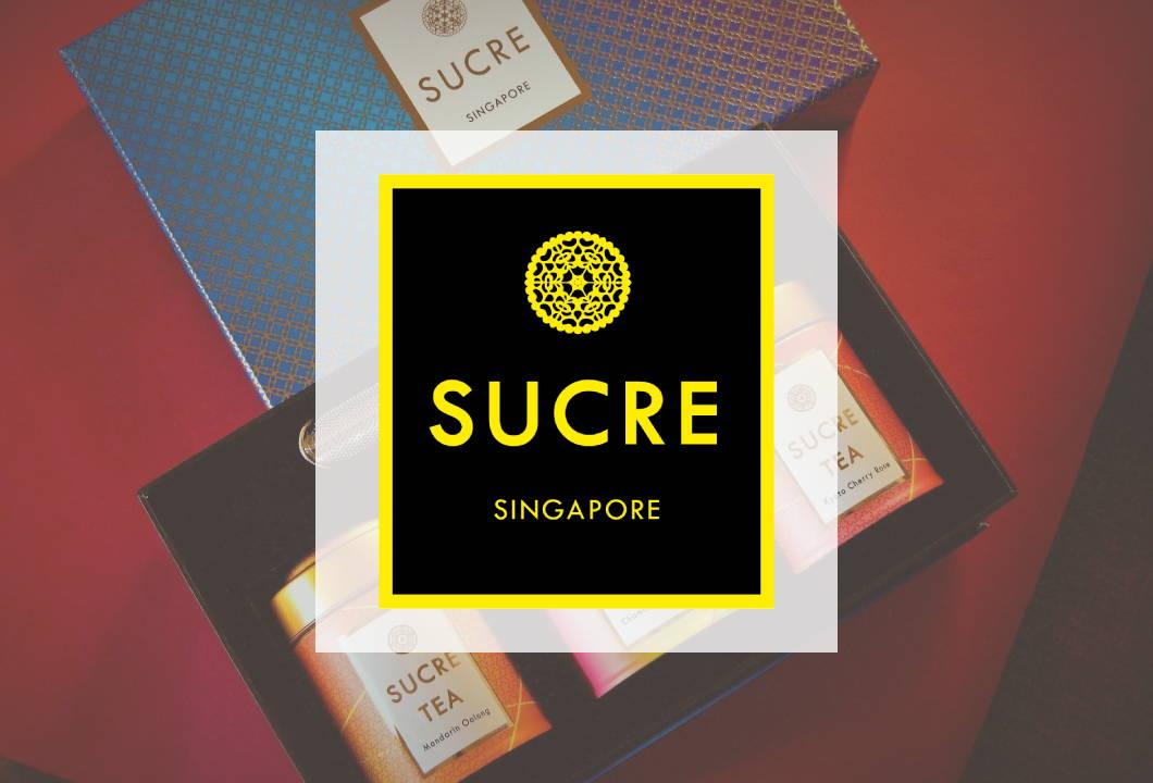 Sucre at Singapore Tea Festival 2018