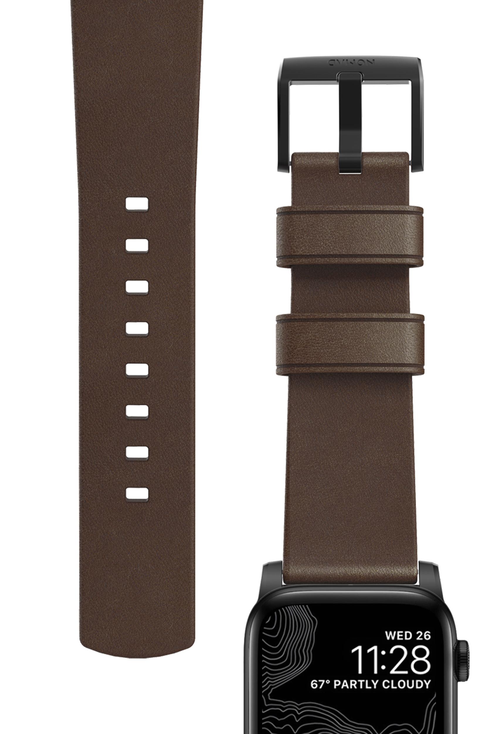 NOMAD® | Modern Leather Strap
