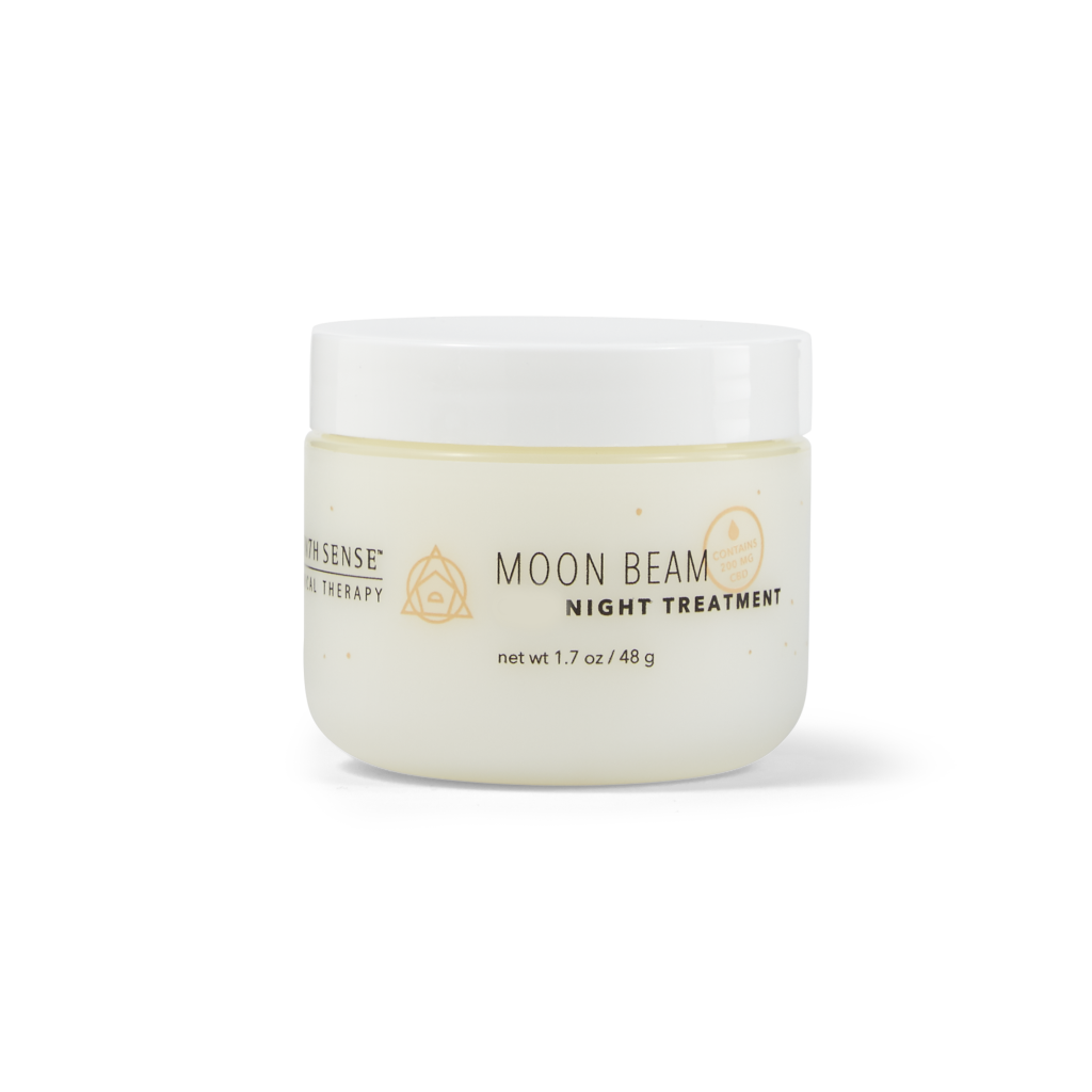 Moon Beam Night Cream Neutral Chamomile Green Tea