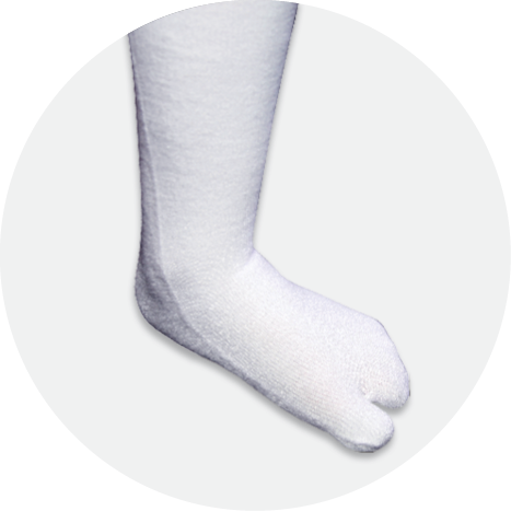 BIG TOE SOCKS Image
