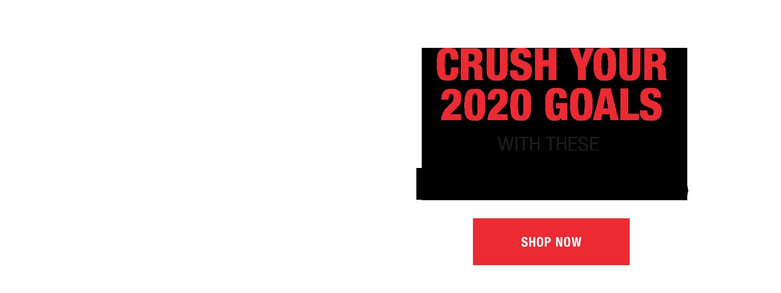 2020 new arrivals