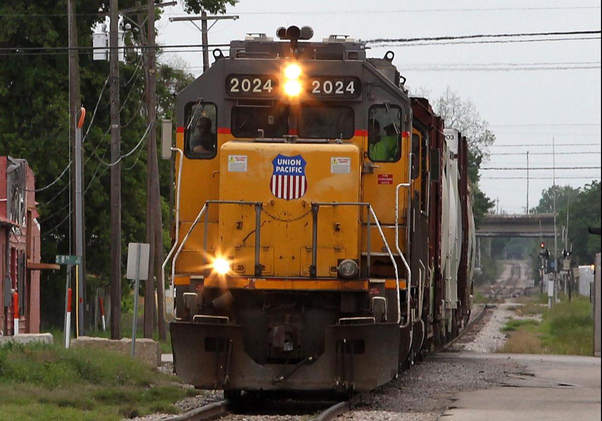 Union Pacific Train