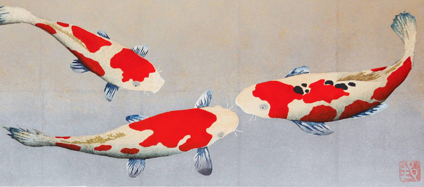 kunio kaneko koi fish
