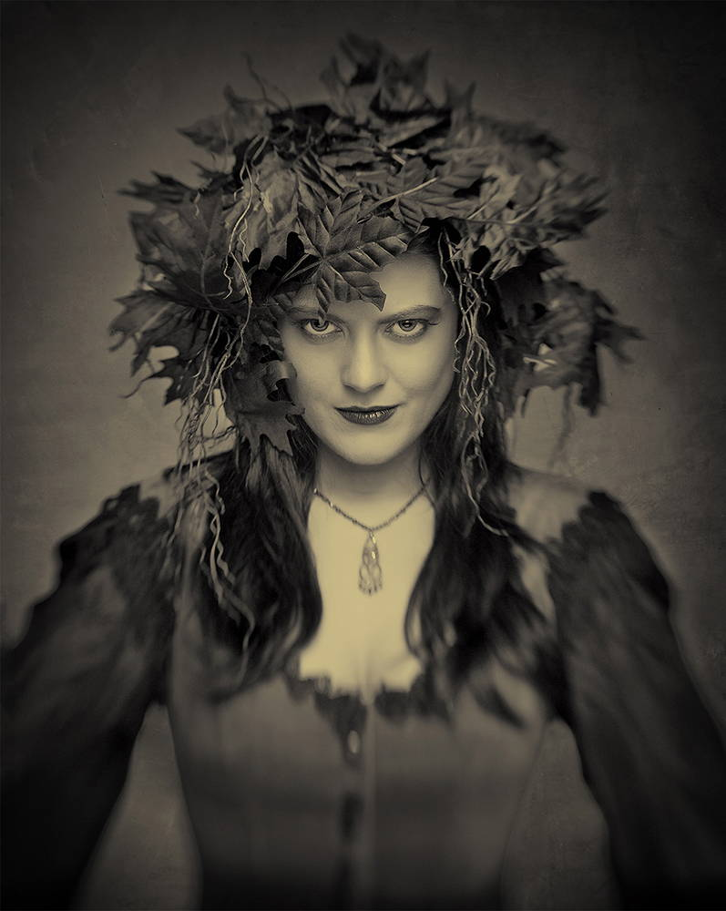witch portrait