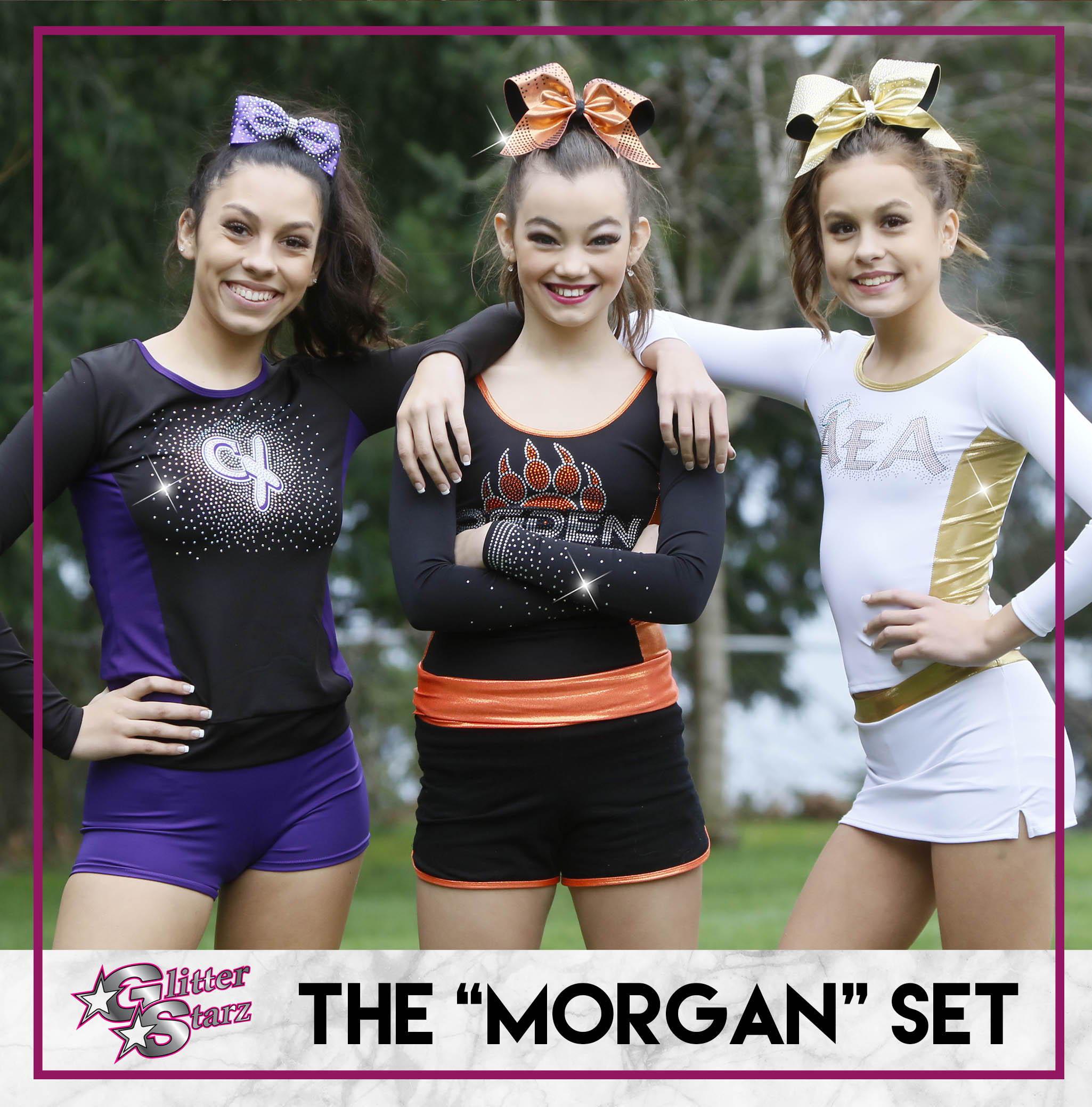mini tiny uniforms cheer dance glitterstarz