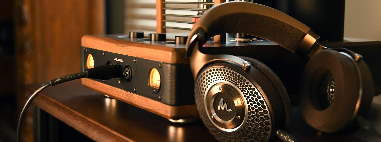 Focal Clear Mg open-back headphones