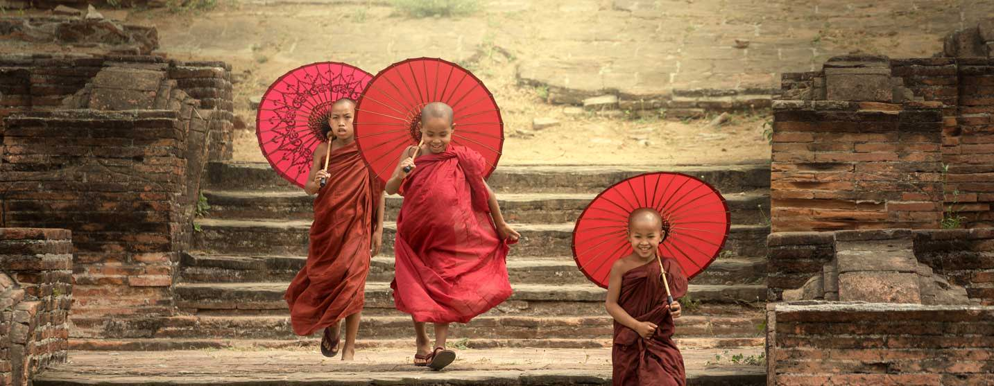 Travelbay Tours - Myanmar