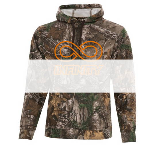 Custom branded printed and embroidered sweaters (pullover hoodies, full zip hoodies, crew neck sweaters, 1/4 zip and 1/2 zip sweaters)