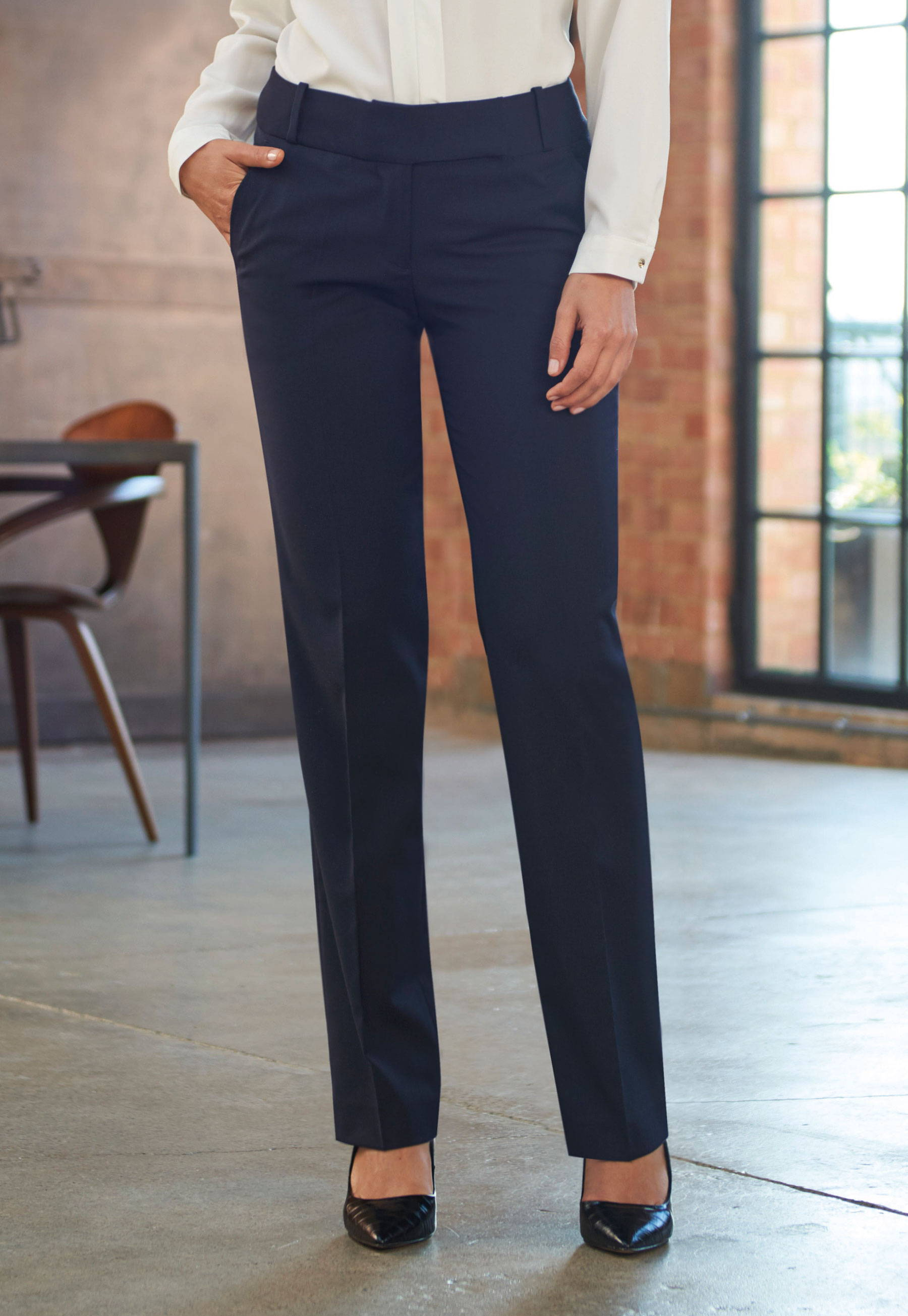 womens suit trousers