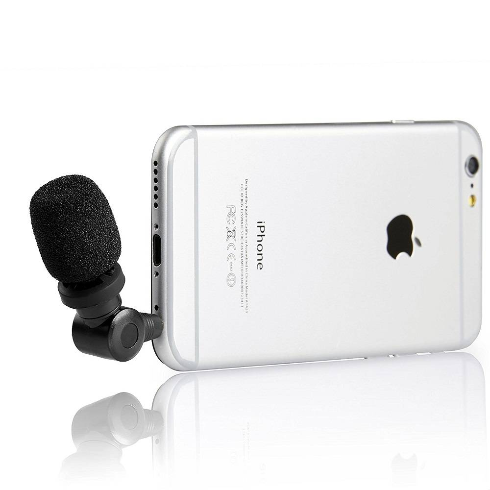 Movo Smartphone Microphones