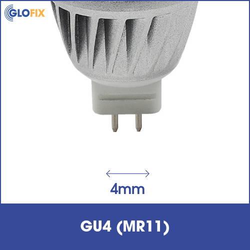 GU4 MR11 fitting