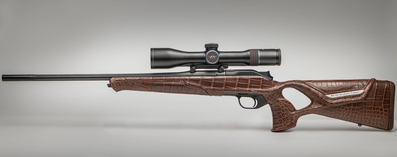 Blaser alligator r8 rifle