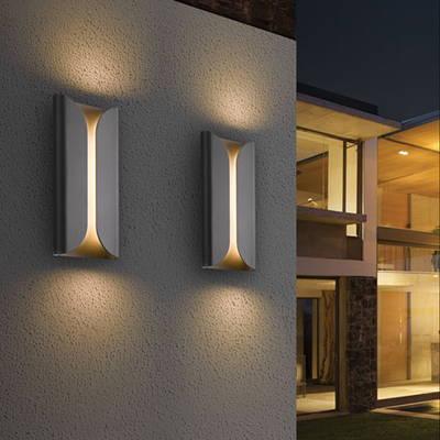 Sonneman outdoor lights