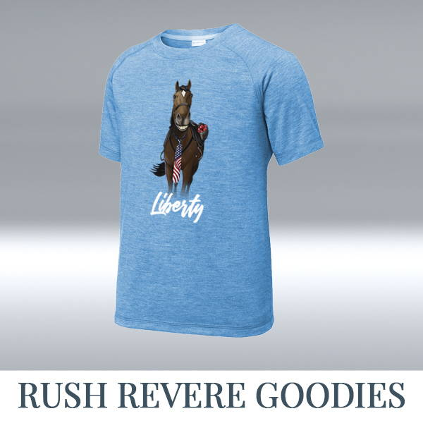 Rush Revere Goodies