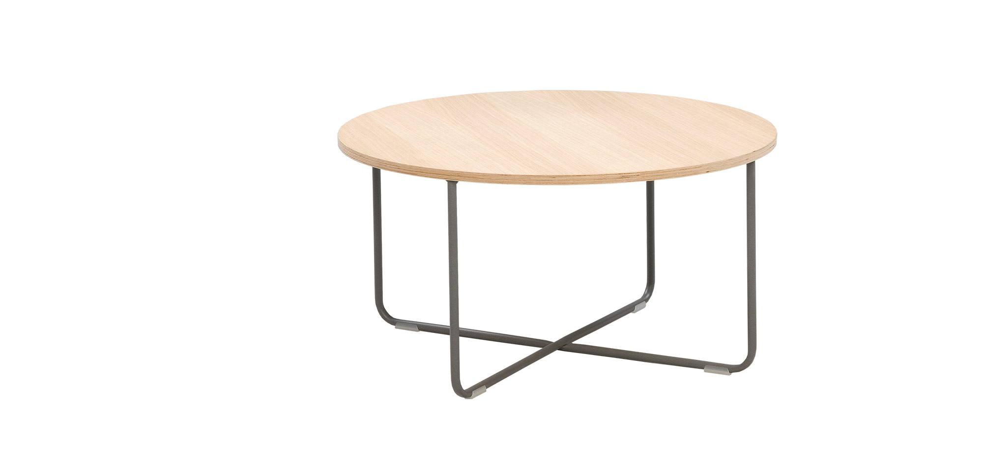 Nordic-sohvapöytä, tamminen kansi. HT Collection