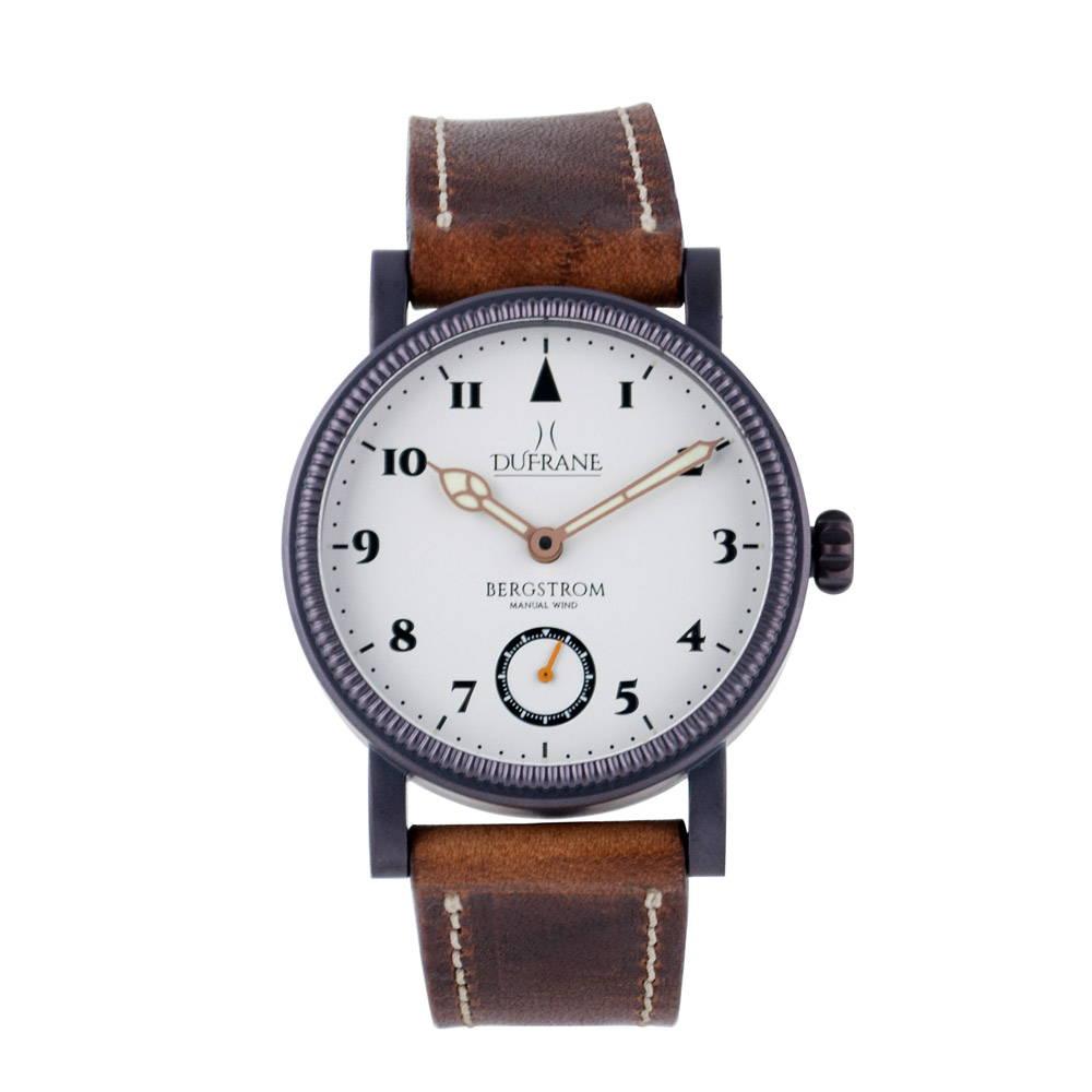 Bergstrom Premium Classic Aviator Style Watch
