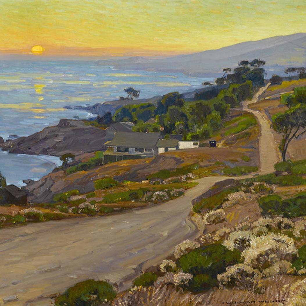 William Wendt Art