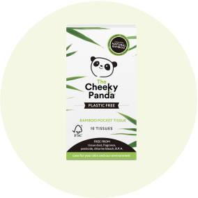 Bamboo Pocket Tissues