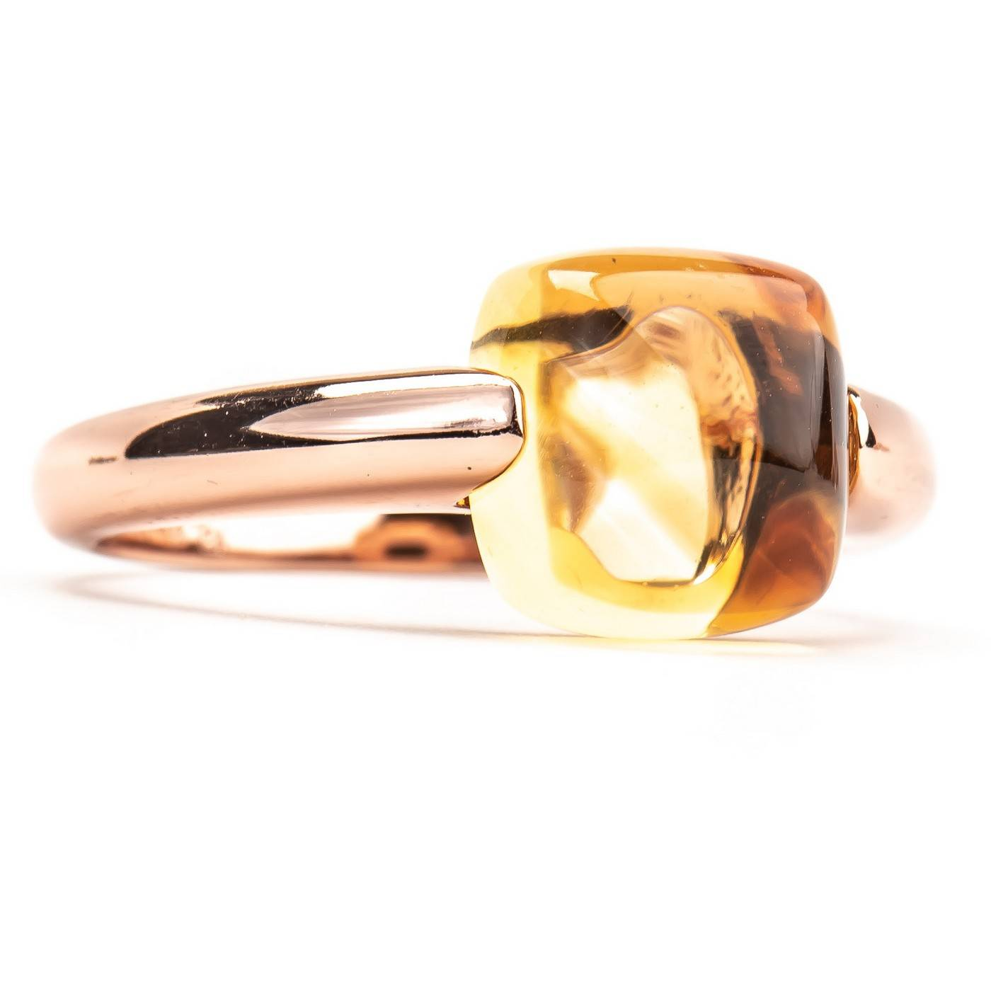Citrine Cleopatra Ring