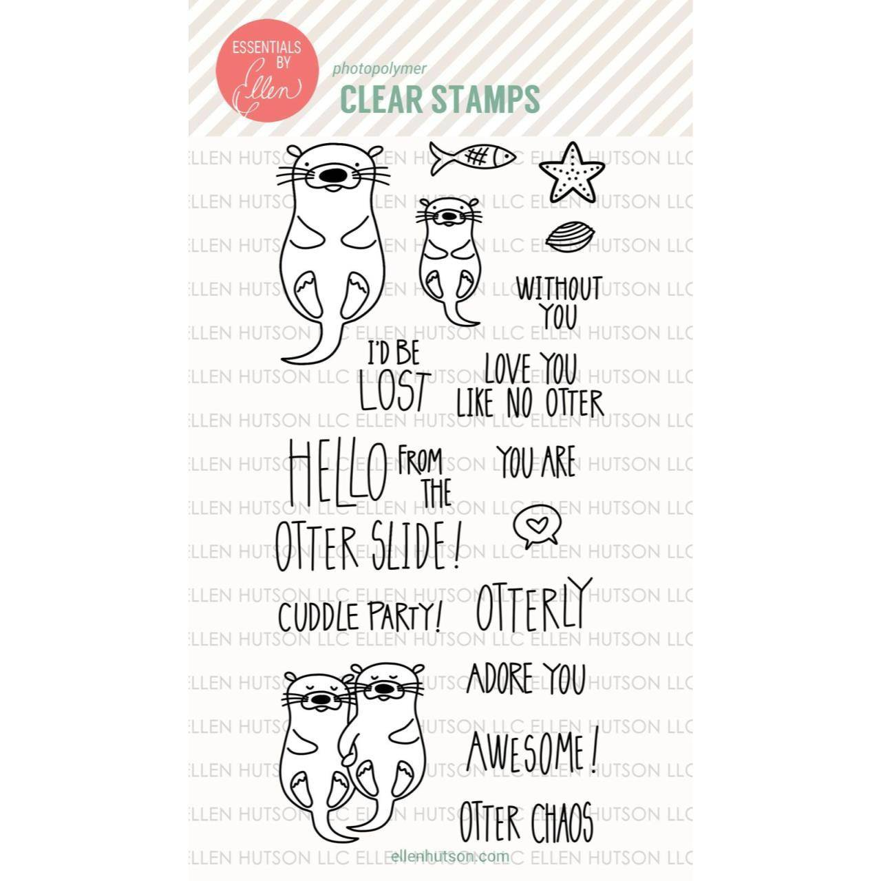 Essentials by Ellen Otterly Awesome stamps