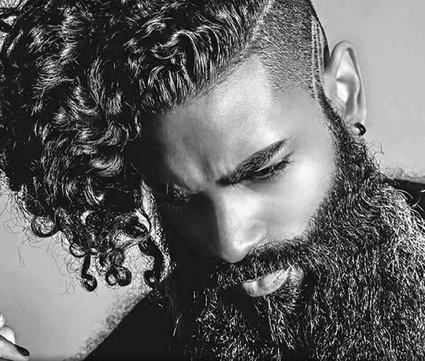 take control of your beard style with beard oil