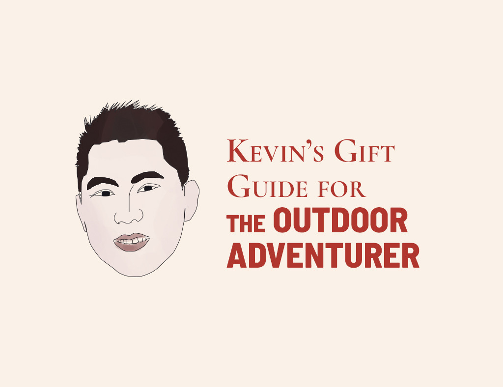 Kevin's Gift Guide for the Outdoor Adventurer