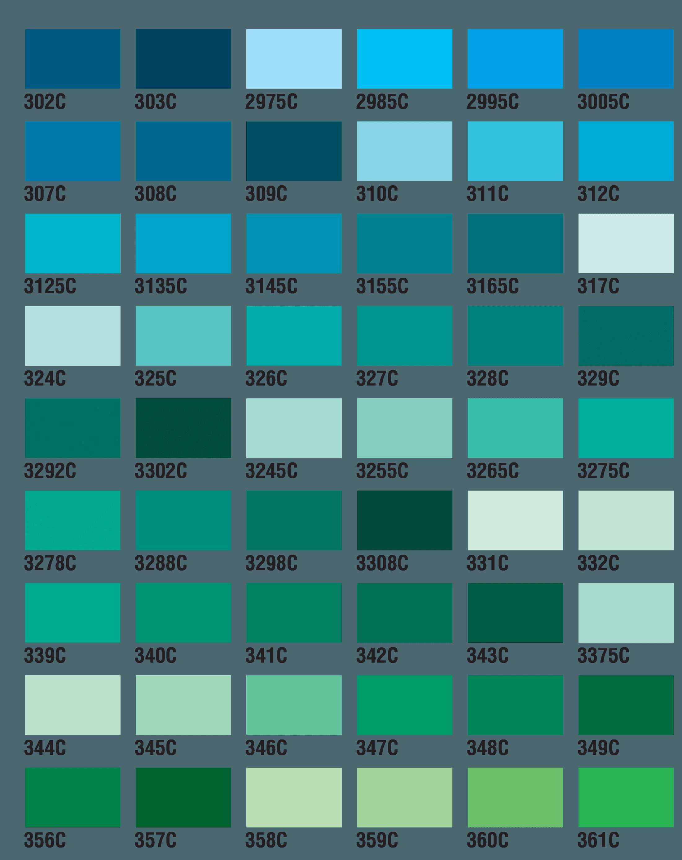 PMS Colors 7