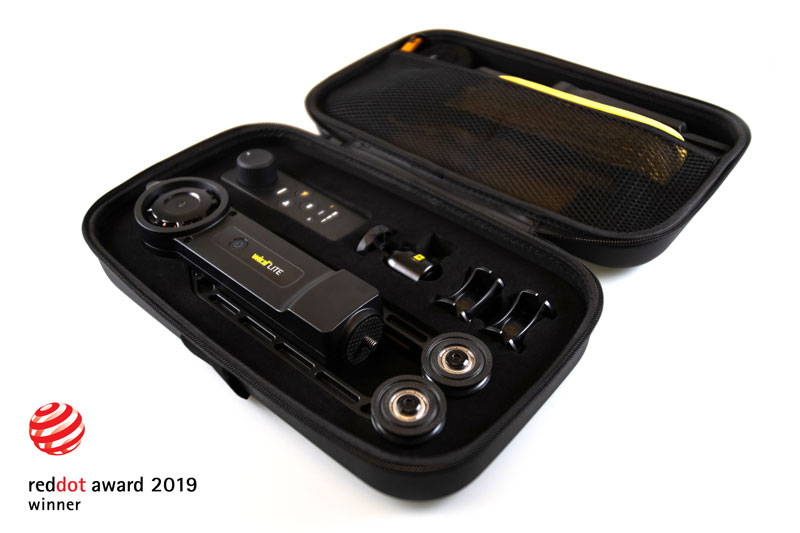 Wiral LITE kit in travel case