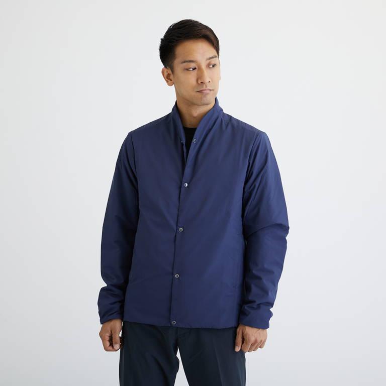 HOUDINI(フーディニ)/エンフォールドジャケット/ネイビー/MENS
