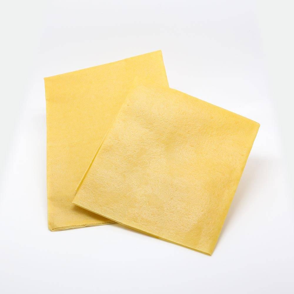L'emballage à la cire d'abeille réutilisable