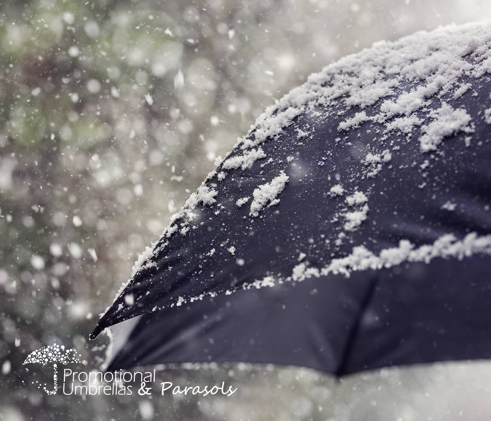 Upgrade your umbrella game this winter with Promotional Umbrellas