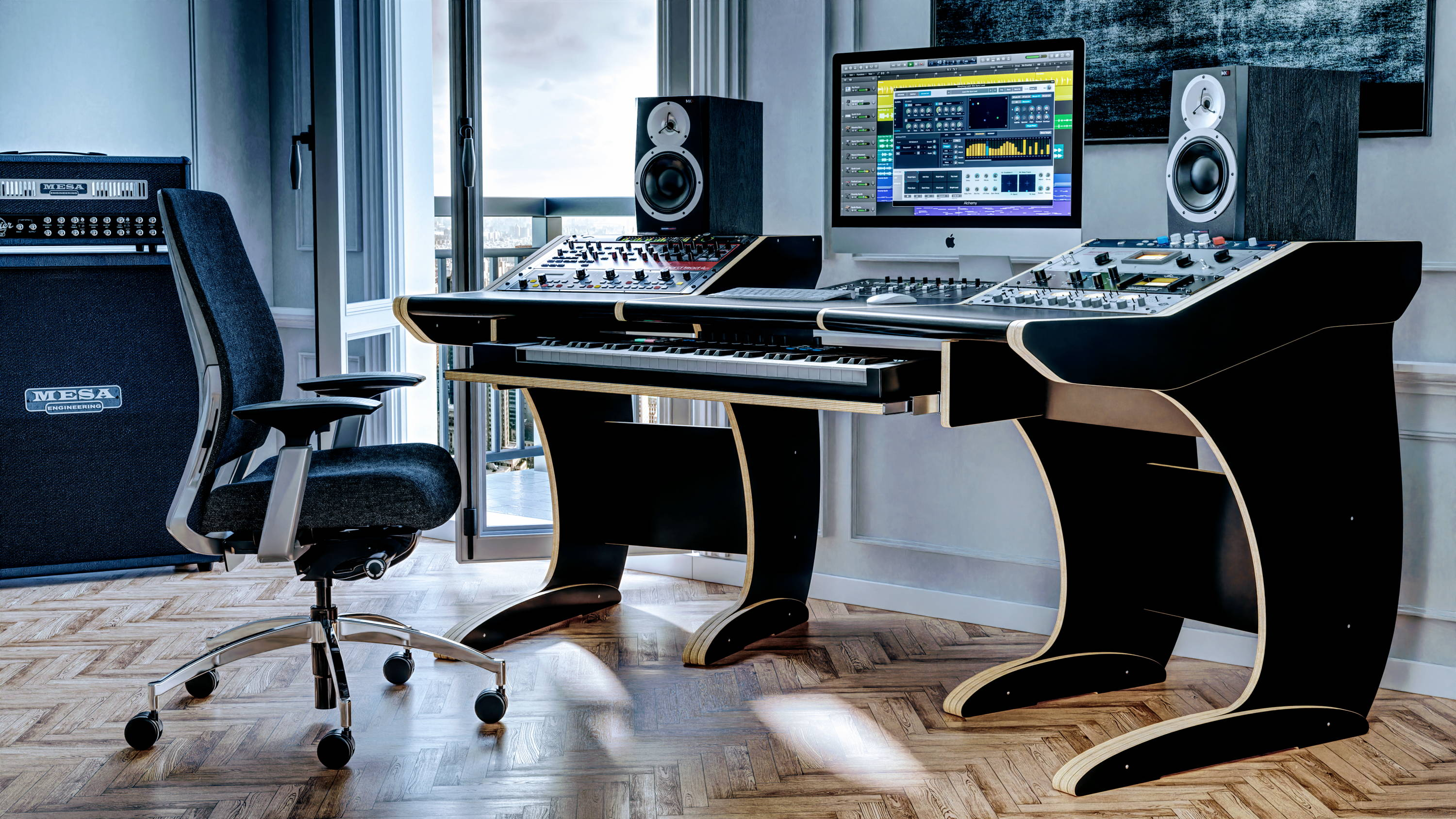 Buso Audio Buso Audio Studio Furniture For Music And Broadcast Professionals