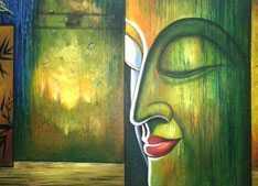 Buddha Paitnings