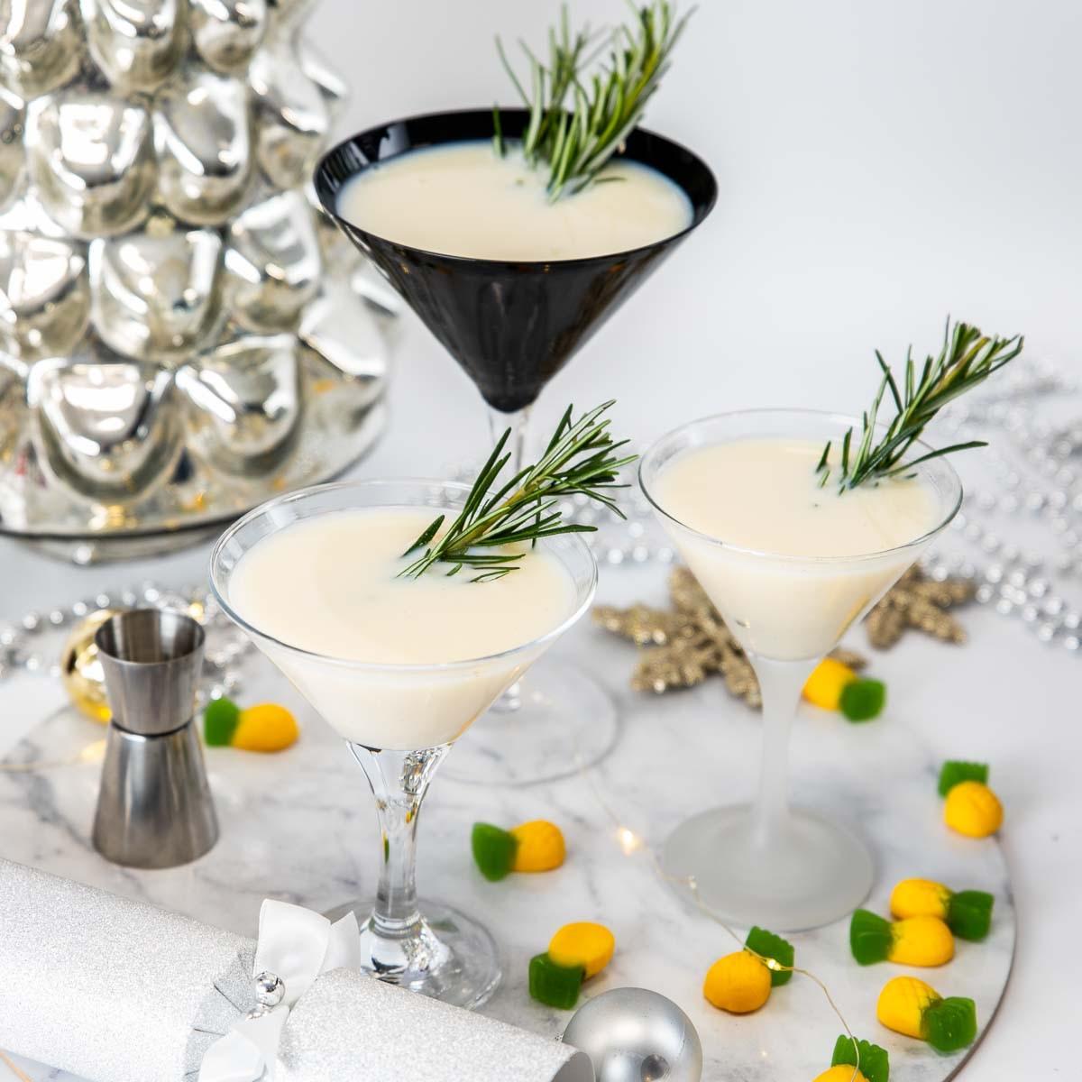 Pina Colada Cream Cocktail