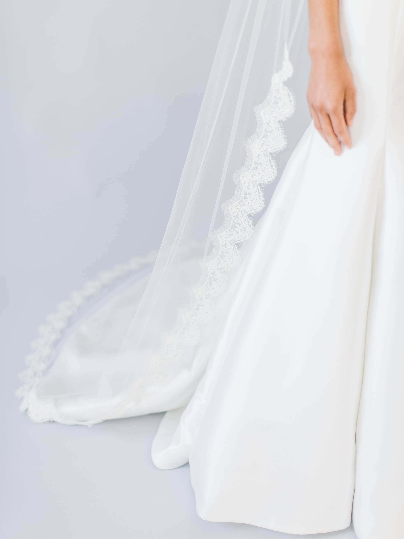 Ampersand Bridal Florence Veil