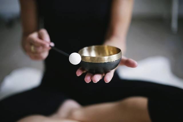 Schlafverbesserung durch Meditation