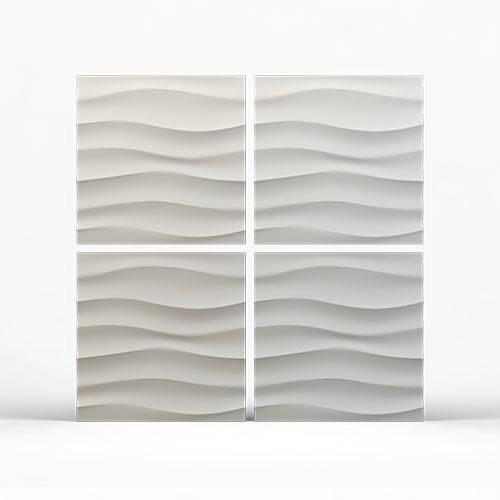 3D Ceramic Gypsum - model PACIFIC OCEAN