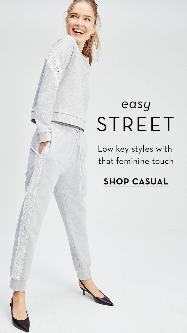 Easy Street, Shop Casual