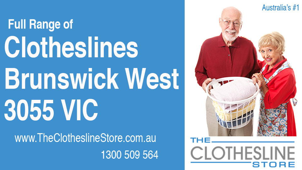 New Clotheslines in Brunswick West Victoria 3055