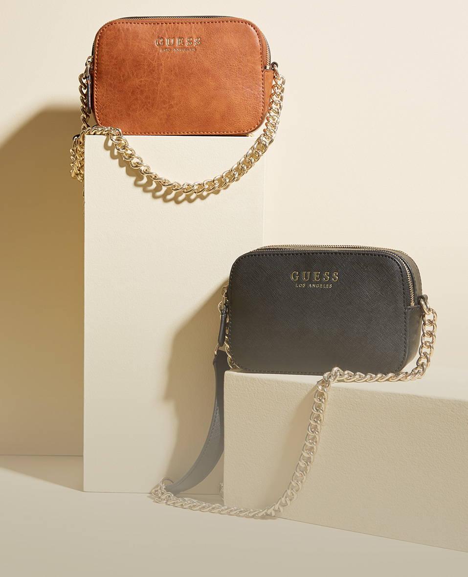 guess new season handbags and wallets