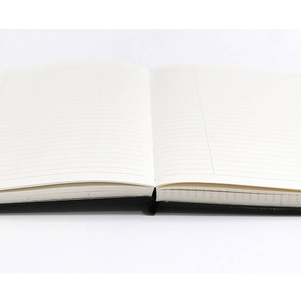 Opens flat - 2020 Prism dated monthly planner notebook