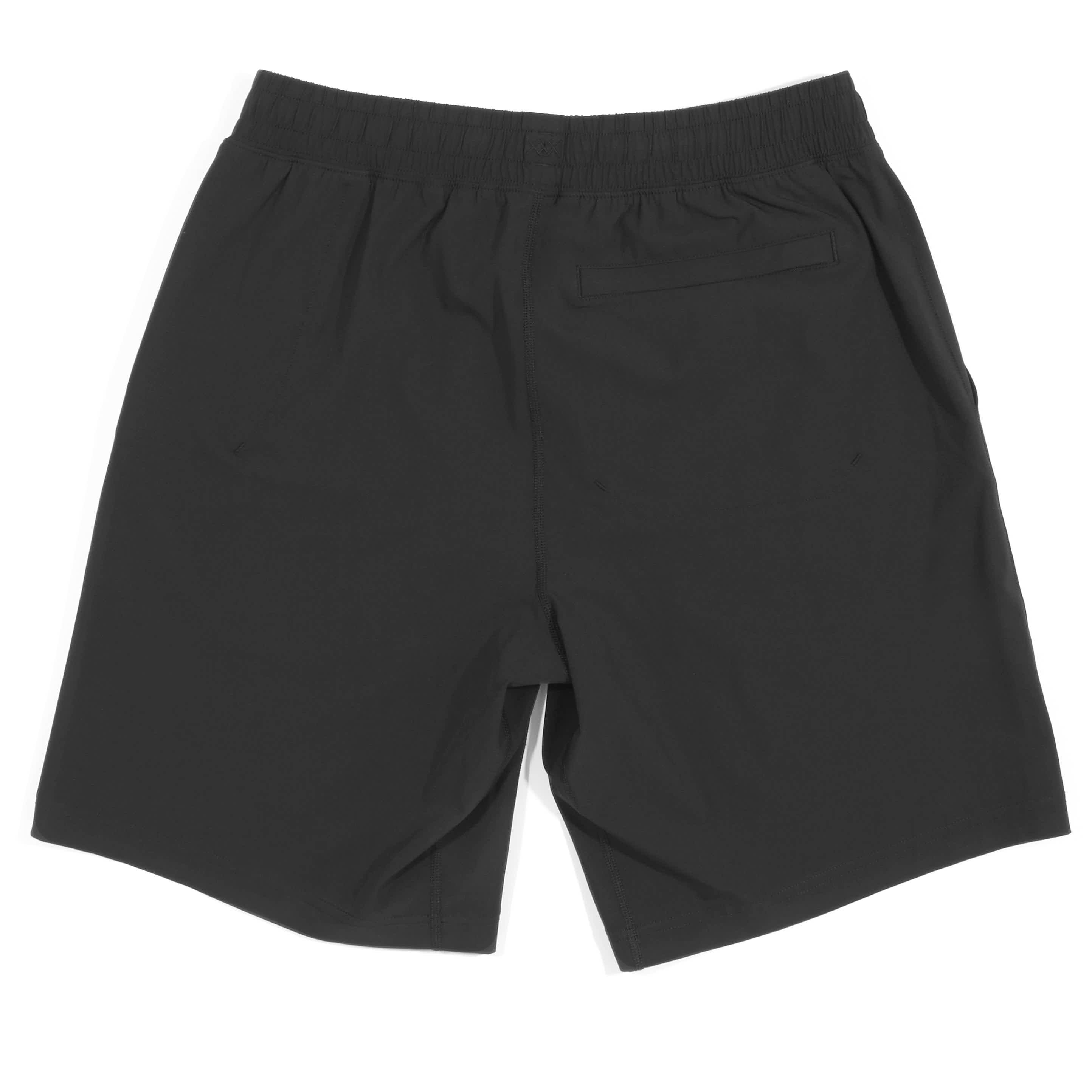 Black Mako Shorts