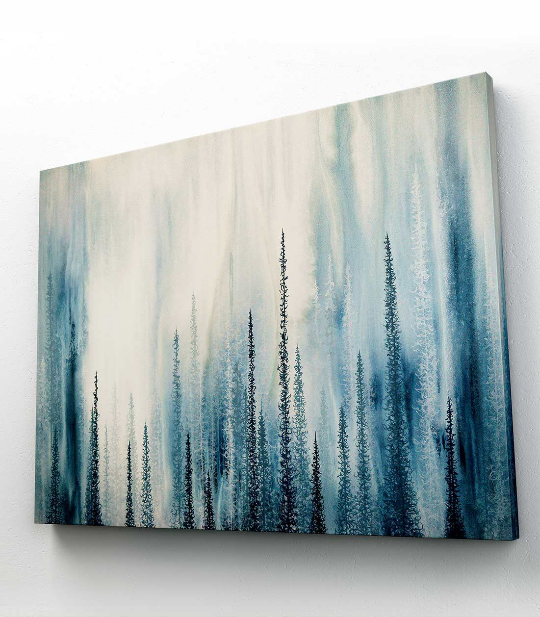 Canvas Artwork Deep by Emily Magone