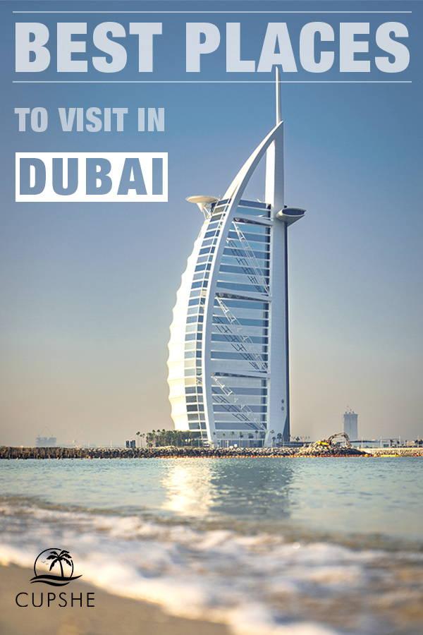 Dubai's Pearl Jumeirah Beach