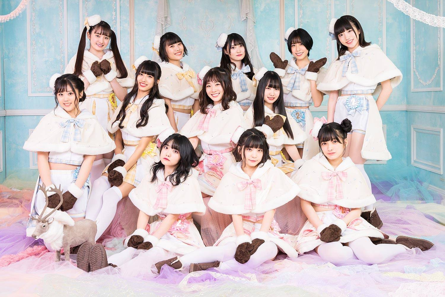 Niji no Conquistador Japanese idol group jpop