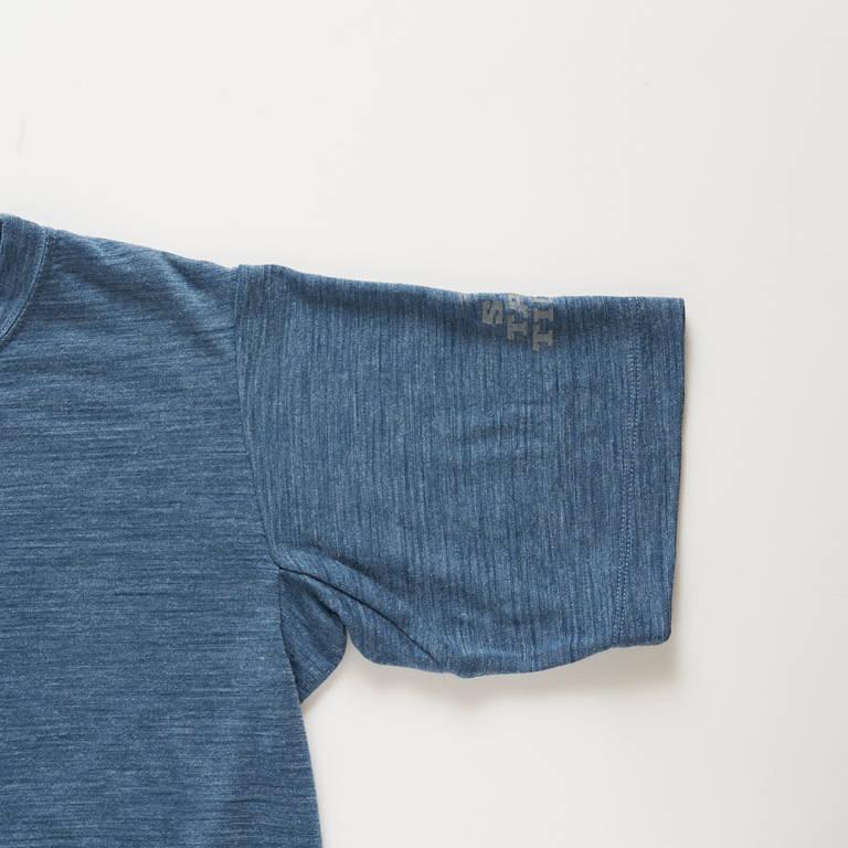 STATIC(スタティック)/オールエレベーションシャツ SS/ライトブルー/WOMENS