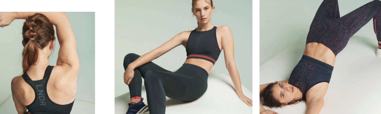 LNDR Activewear Gym Clothes