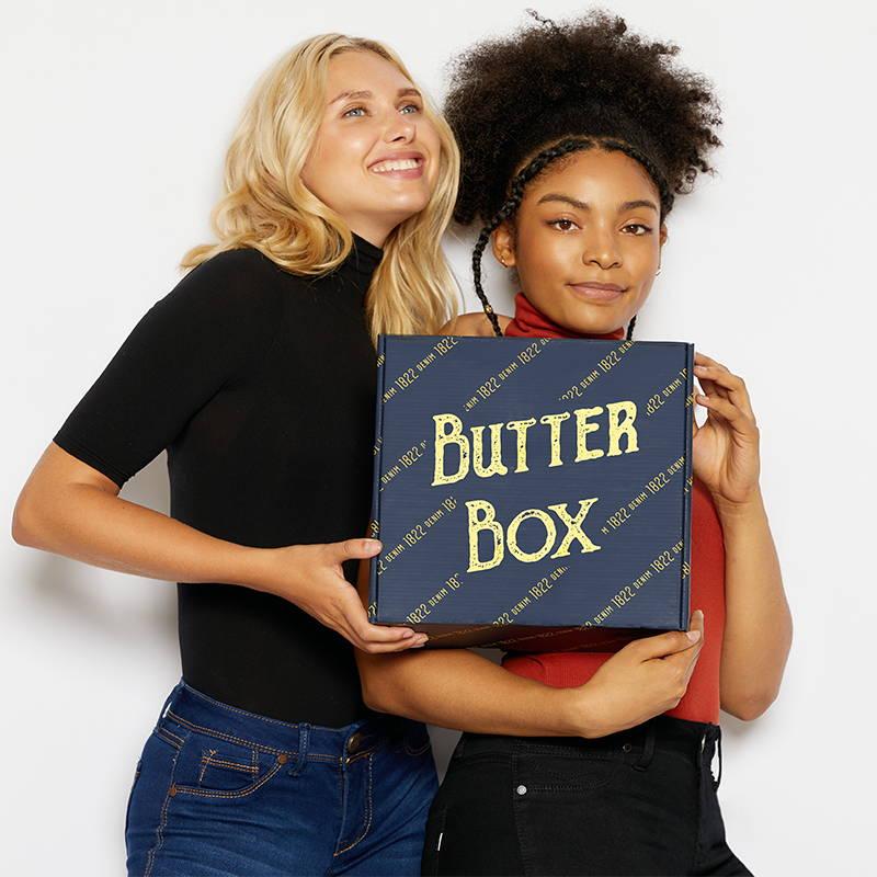 Butter Girls Little Skinny Jean